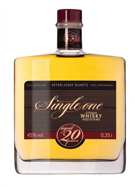SingleOne German Whisky 45%vol.