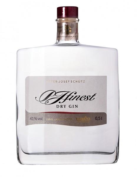 PJFinest Dry Gin 41%vol.